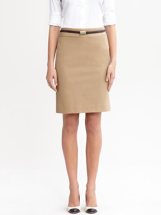 Banana Republic Sloan Pencil Skirt