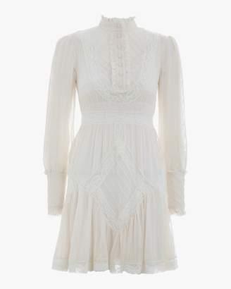 Zimmermann Unbridled Tucked Dress