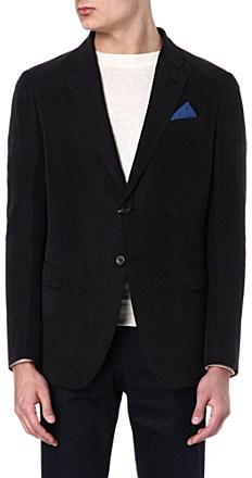 Armani Linen-blend jacket