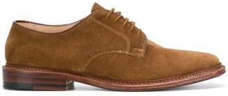 Alden lace-up Derby shoes