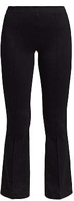 Helmut Lang Women's Cropped Flare Leggings
