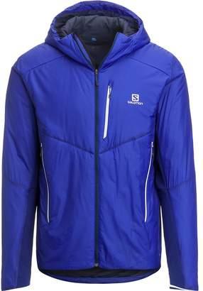 Salomon Drifter Air Hooded Insulated Jacket - Men's