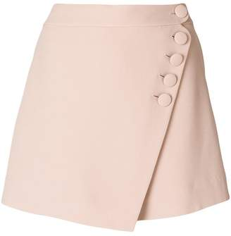 Chloé wrap front skorts