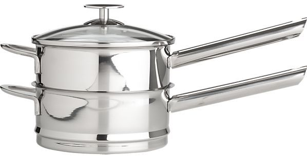 Crate & Barrel Essentials Double Boiler