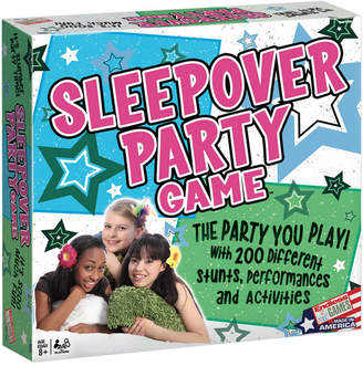 University Games The Sleepover Party Game