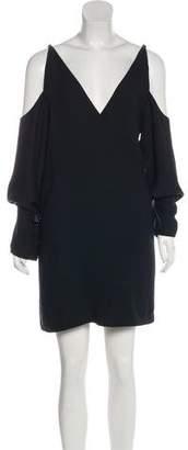 IRO Lebeca Cold-Shoulder Dress