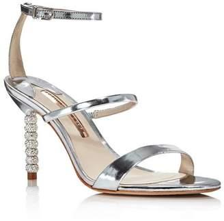 Sophia Webster Women's Rosalind Embellished High-Heel Sandals