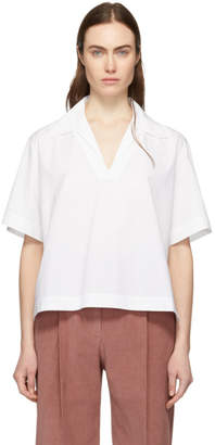 Acne Studios White Sasha Shirt