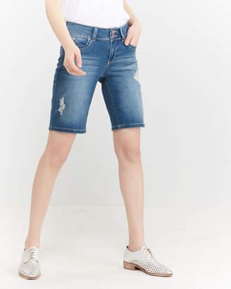 YMI Jeanswear Wanna Betta Butt Bermuda Shorts