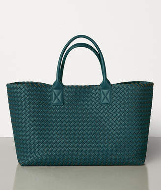 Bottega Veneta MEDIUM CABAT IN NAPPA