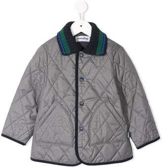 Familiar quilted padded coat