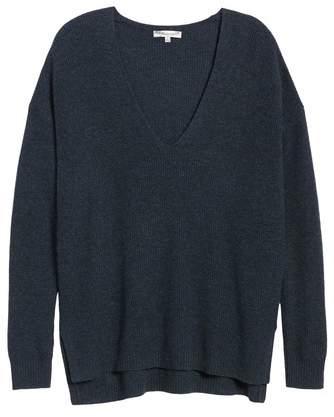 Madewell Warmlight V-Neck Sweater