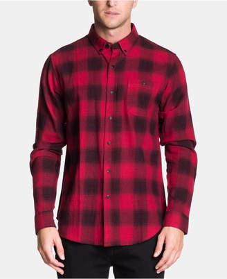 Ezekiel Men Plaid Shirt