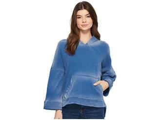LnA Beach Poncho Hoodie Women's Sweatshirt