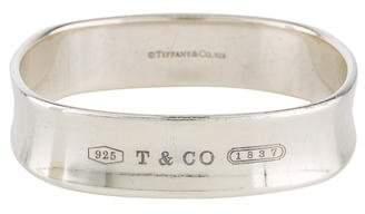 Tiffany & Co. 1837 Square Bangle