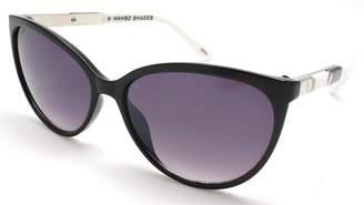 83d5f27b41 Cat Eye Women s Fashion Cat-Eye Wayfarer Sunglasses - Ava Gardner Mambo  Shades