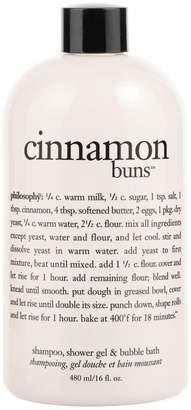 philosophy Cinnamon Buns Shampoo, Shower Gel And Bubble Bath