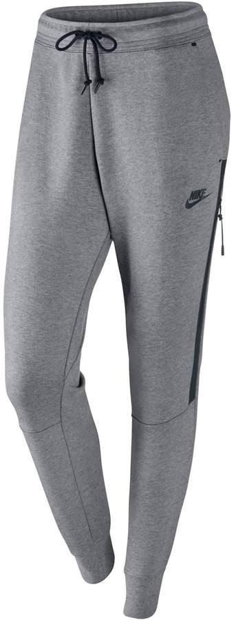 Tech fleece - Jogginghose - grau