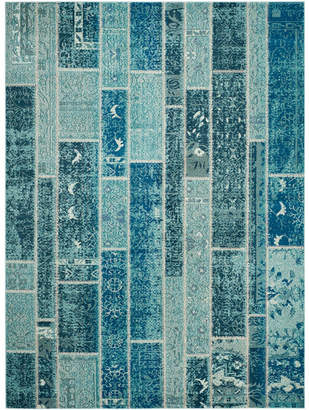 Safavieh Monaco Blue and Multi 9' x 12' Area Rug
