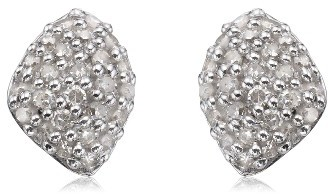 Women's Monica Vinader Nura Mini Diamond Stud Earrings $450 thestylecure.com