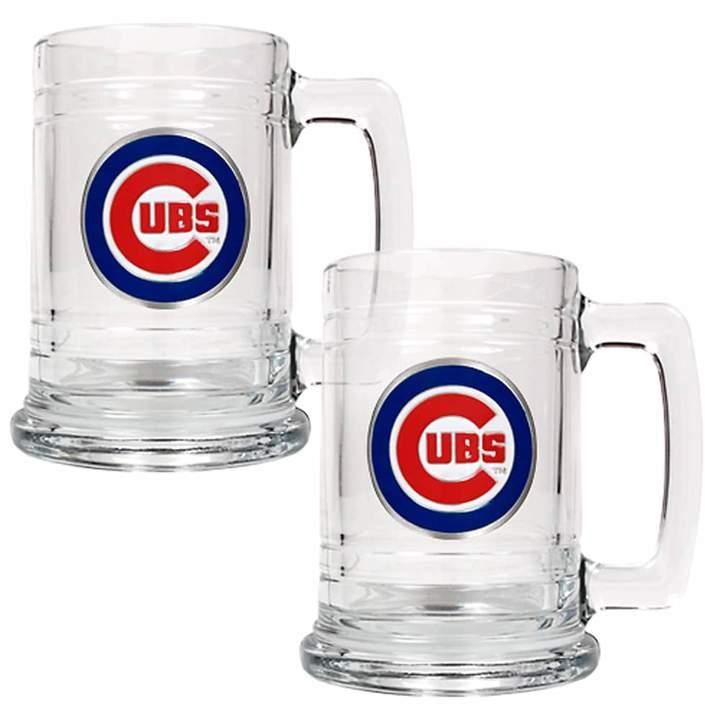 Kohl's Chicago Cubs 2-pc. Tankard Set