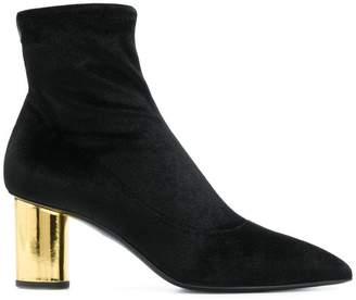 Giuseppe Zanotti Design block heel bootie