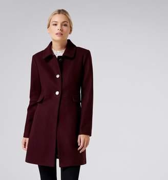 Forever New Ellie Petite Dolly Coat