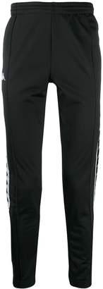 press stud track pants