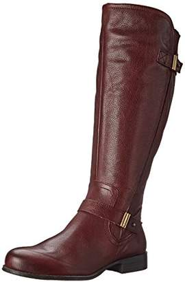 Naturalizer Women's Joan Wide Calf Riding Boot