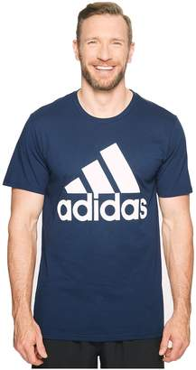 adidas Big Tall Badge of Sport Classic Tee Men's T Shirt