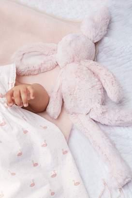 Next Girls Pink Bunny Plush Toy (Newborn) - Pink