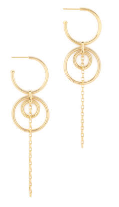 Jules Smith Milky Way Earrings $65 thestylecure.com