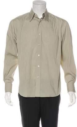 Theory French Cuff Shirt