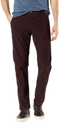 Dockers Slim Tapered Fit Alpha Khaki Corduroy Pants