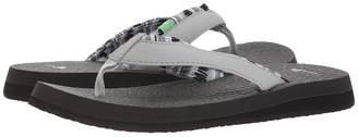 Sanuk Yoga Mat 2 Prints Women's Sandals