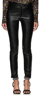 Etoile Isabel Marant Women's Zeffrey Stretchy Faux-Leather Leggings