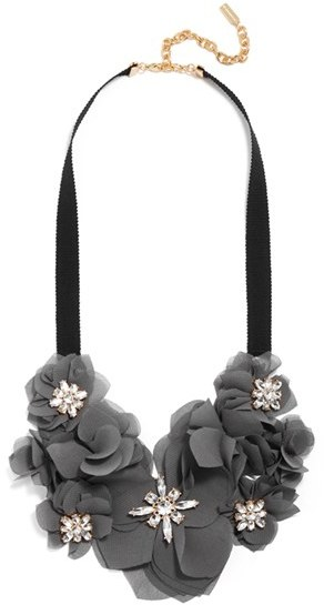 Women's Baublebar 'Zinnia' Collar Necklace