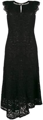 Blugirl lace cocktail dress