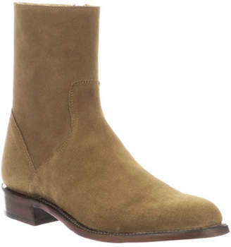 Lucchese Men's Jonah Calf Suede Boots