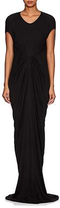 Rick Owens Women's Draped Jersey Dress