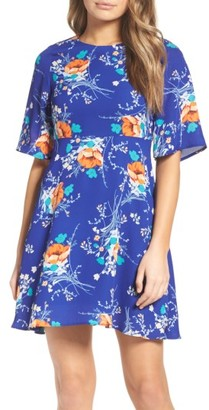 Women's Charles Henry Fit & Flare Dress $99 thestylecure.com