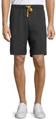 Ovadia & Sons Men's Contrast-Trim Track Shorts