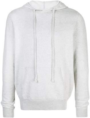 Aspesi knitted hoodie