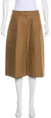 Maiyet Mid-Rise Gaucho Pants