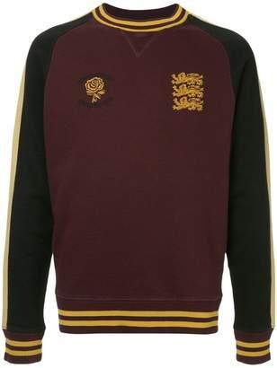Kent & Curwen longsleeved sweatshirt
