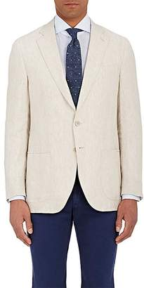 Isaia Men's Dustin Two-Button Sportcoat