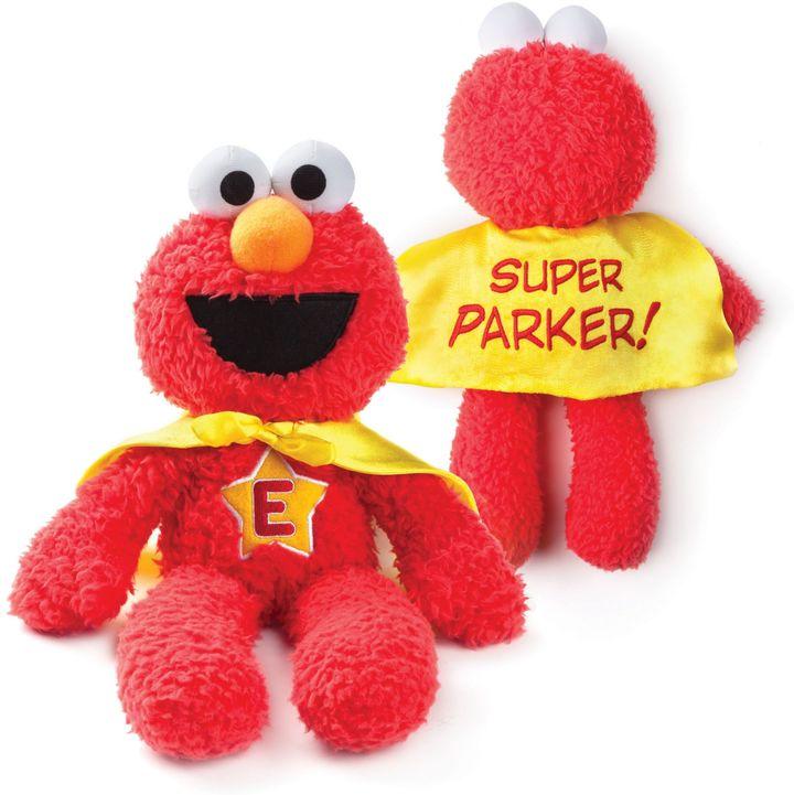 Sesame Street® Elmo Superhero Plush Toy in Red