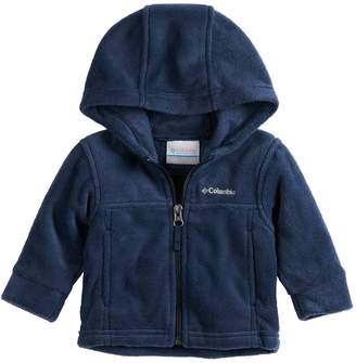 Columbia Baby Boy Flattop Ridge Hooded Zip Midweight Jacket