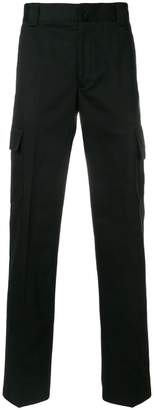 Lanvin pleated cargo trousers