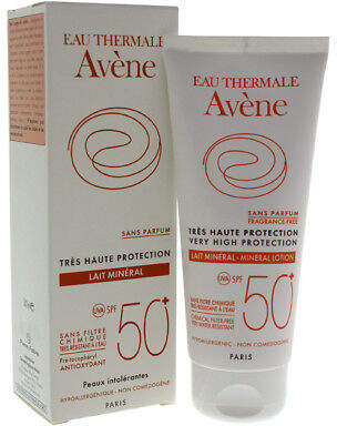 Avene Women Skincare Very High Protection Spf 50+ Mineral Milk 100.30 ml